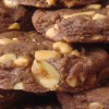 Chocolate Hazelnut Almond And Amaretto Cookies Photo2