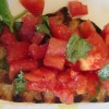 "Classic-Tomato-Bruschette-horizontal-photo ""Mark Leslie"" ""Beyond the Pasta"""