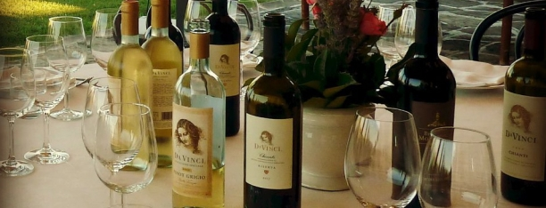 DaVinci Wine Table Blog Page