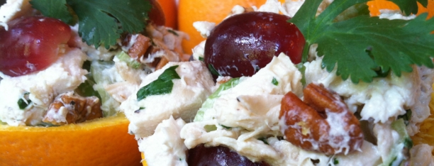 Greek Yogurt Chicken Salad Cover Photo