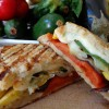 Grilled Garden Vegetable Panini