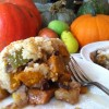 Pumpkin Apple Pear Cobbler Photo