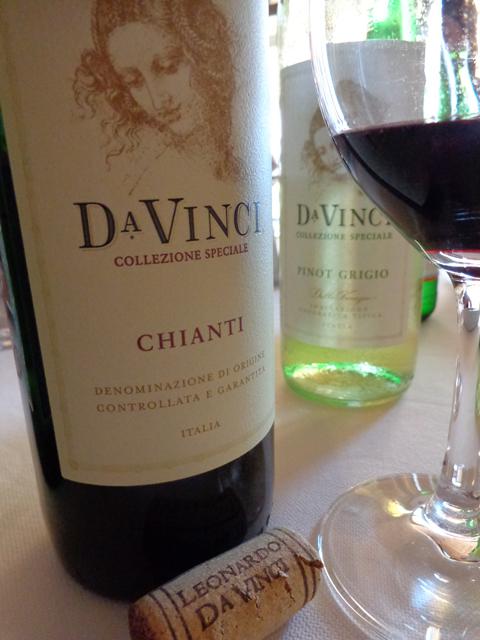 """2012 DaVinci Wine Storyteller Exoerience"""