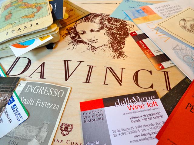 """2012 DaVinci Wines Storyteller"""