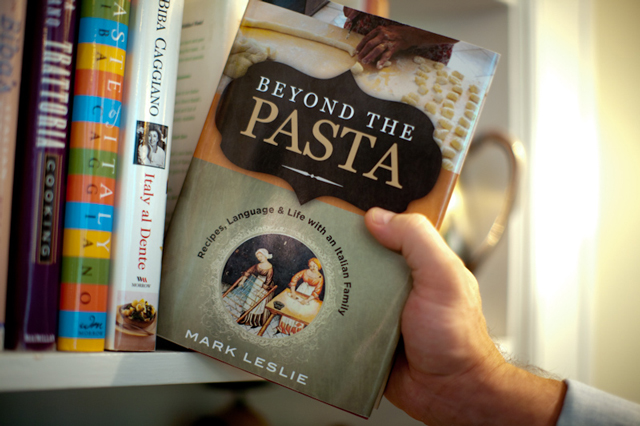 """Mark Leslie"" ""Beyond the Pasta"""
