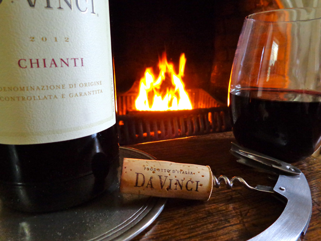 """DaVinci Wine"" ""Beyond the Pasta"" ""Mark Leslie"""