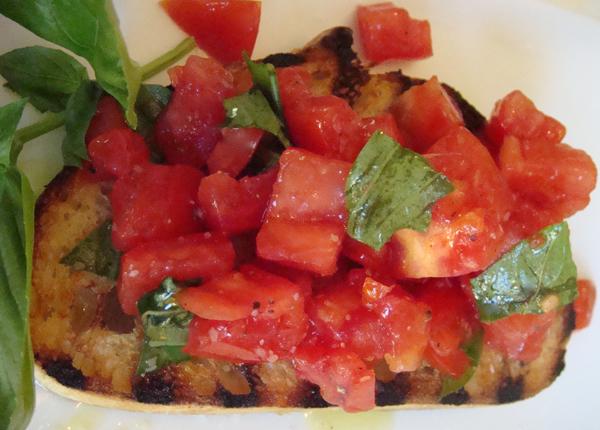 "Classic-Tomato-Bruschette-horizontal-photo ""Mark Leslie"" ""Beyond the Pasta"""