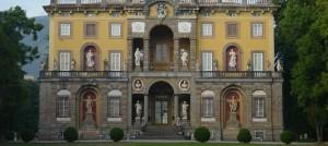 Villa Torrigiani in Camigliano, Italy...near Lucca, Italy.