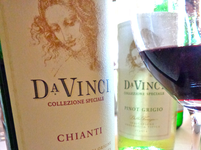 """Mark Leslie"" ""DaVinci Wine"" ""Chianti at Home"""