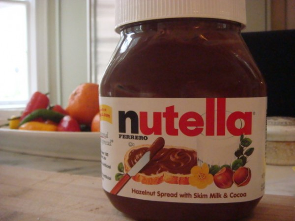 Nutella - Beyond the Pasta - Mark Leslie