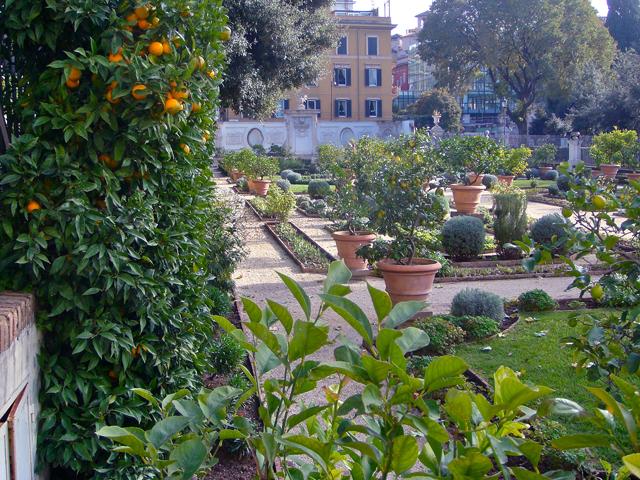 Villa-Borghese-garden