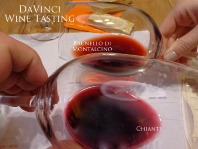 """DaVinci Wine"" ""Mark Leslie"" ""Beyond the Pasta"""
