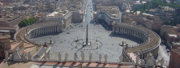 Atop St Peters