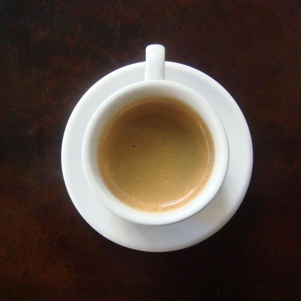 un caffe - Beyond the Pasta - Mark Leslie